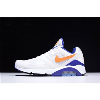 Men's Nike Air Max 180 Bright Ceramic 615287-101 For Sale