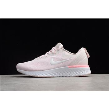 WMNS Nike Odyssey React Arctic Pink/White-Barely Rose Running Shoes AO9820-600