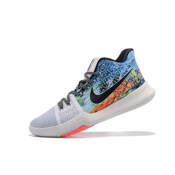 81e45adfc245 Kyrie Irving Nike Kyrie 3 All-Star Multi-Color Men s Basketball Shoes