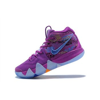 d6cf14ac476e Men s Nike Kyrie 4 Confetti Multi-Color Basketball Shoes 943806-900