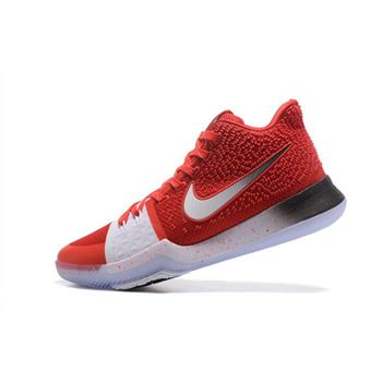 Nike Kyrie 3 Red/White-Black PE Men's Basketball Shoes