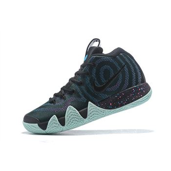 Nike Kyrie 4 80s Black/Laser Fuchsia 943807-007 For Sale
