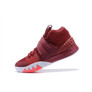 Nike Kyrie S1 Hybrid Wine Red Men's Basketball Shoes On Sale