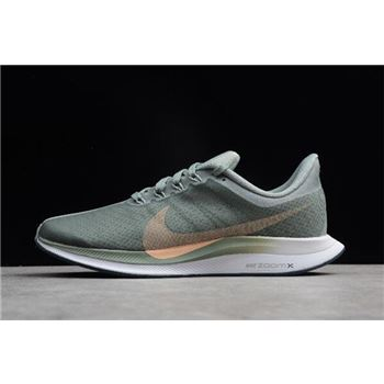 Nike Zoom Pegasus 35 Turbo Mica Green Women's Running Shoes AJ4115-300