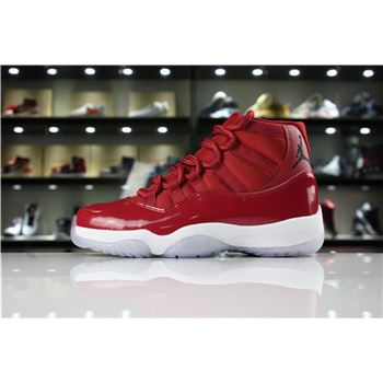 Air Jordan 11 Win Like '96 Gym Red/Black-White For Sale